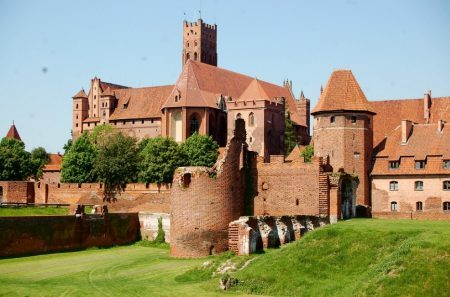 Are you Visiting Gdansk in 2021? Don't miss Malbork Castle, one of the most beautiful in Europe!