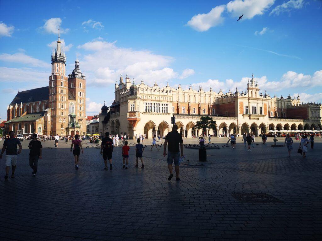 Main Square in Kraków