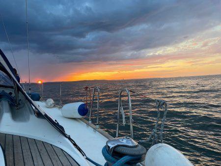 yachting from Sopot Marina