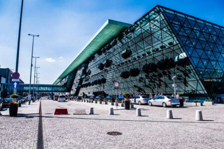 krakow airport 2